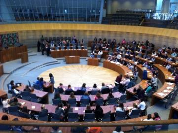 Girls Day Landtag 1