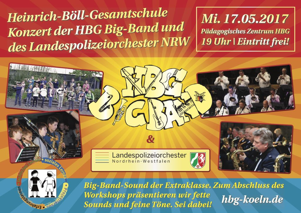 BigBand Konzert HBG 2017