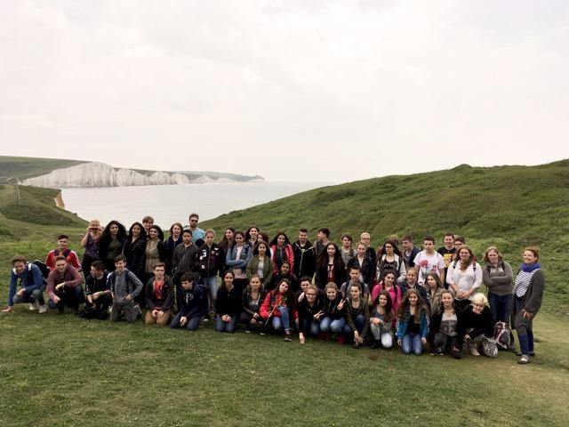 Gruppenfoto England 2016