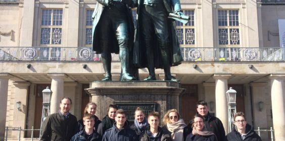 Weimar Gruppenfoto